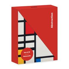 MoMA Abstraction ノートカードセットの商品画像