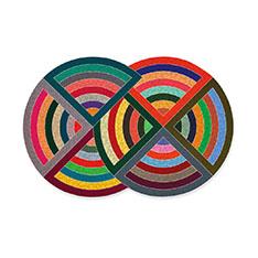 MoMA Frank Stella ジグソーパズルの商品画像