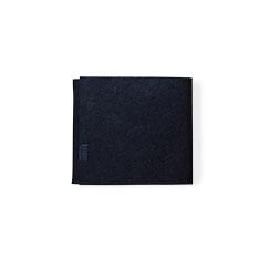 オリガミ ウォレット 黒和紙の商品画像