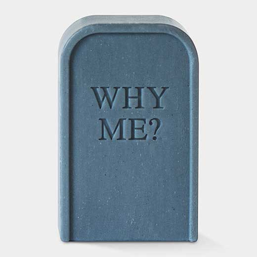 ◆Maurizio Cattelan:ソープ Why Me?
