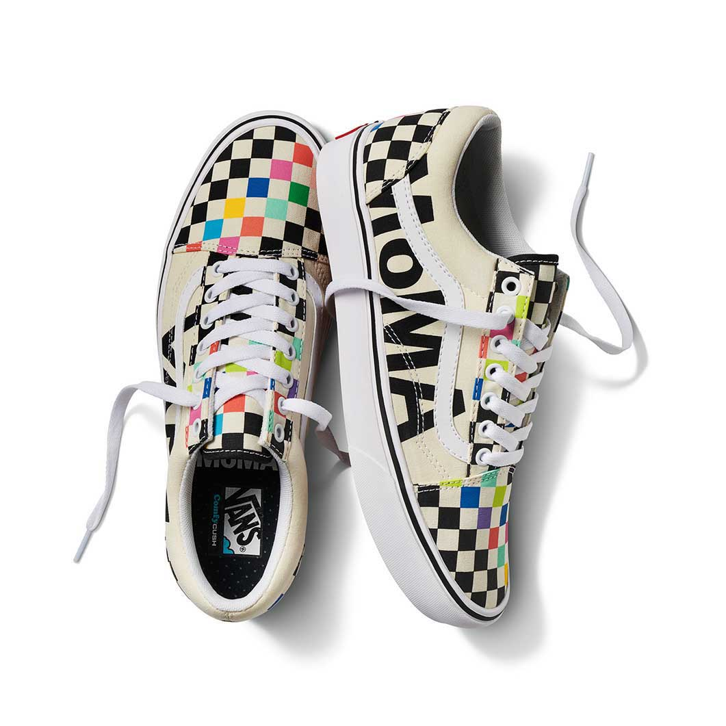 VANS and MoMA コンフィクッシュ オールドスクール