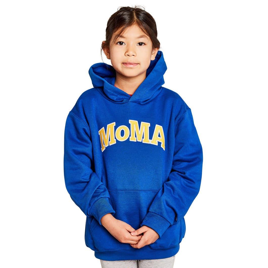 MoMA Design StoreChampion フーディー KIDS L ブルー