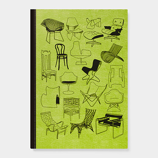 MoMA Design Store (旧MoMA STORE)MoMA コレクション ノートブック チェア