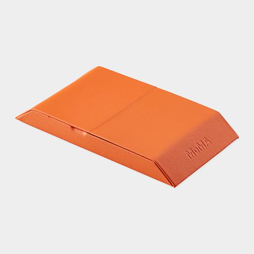 MoMA カラーシリーズ カードケース オレンジ