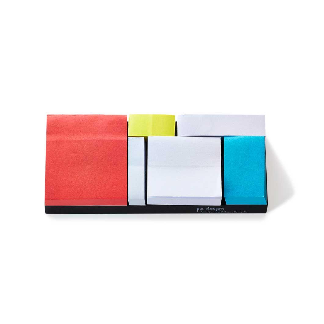 MoMA Design Storeスティッキー ブロック モンドリアン