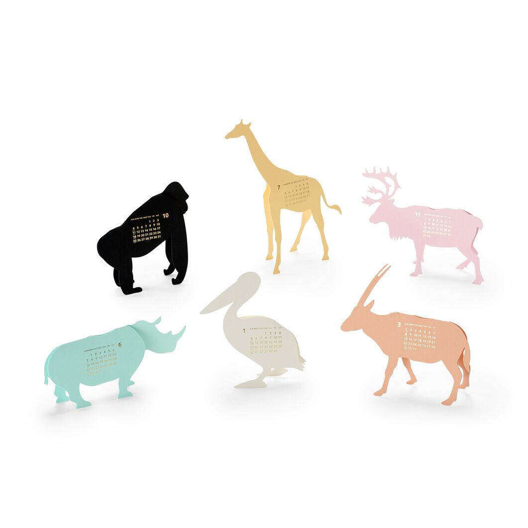 Safari カレンダー 2020