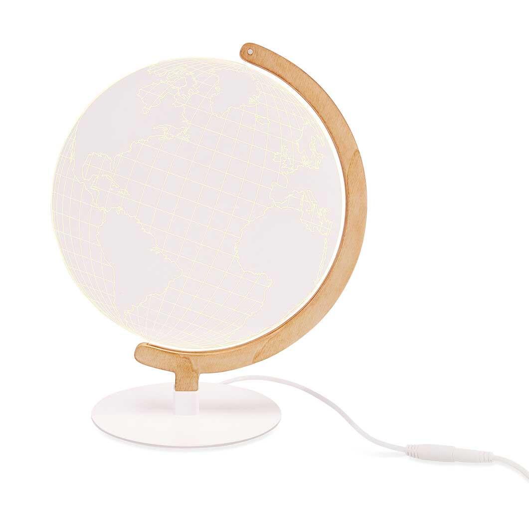 グローブ ランプ