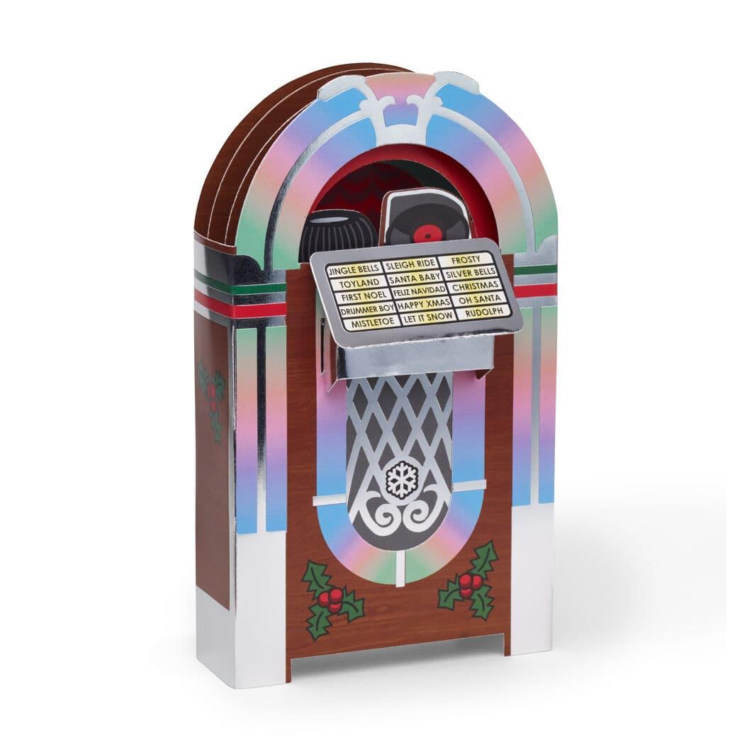 MoMA クリスマスカード ホリデー ジューク ボックス