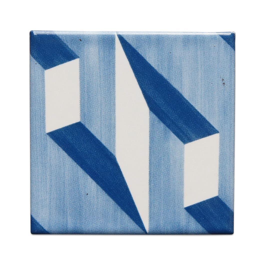 ジオ・ポンティ マグネット付き ミニチュアタイル パターン2