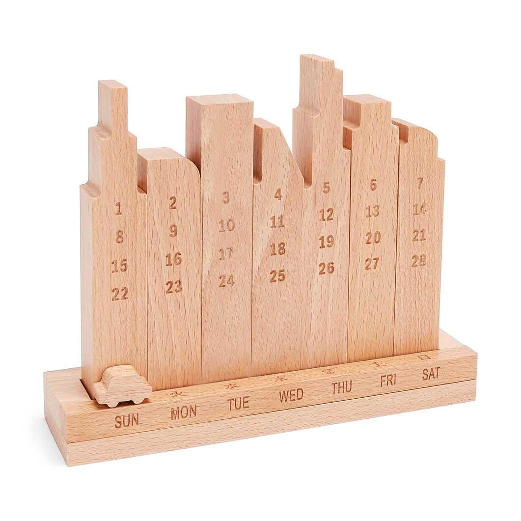 MoMA シティ パーペチュアル カレンダー