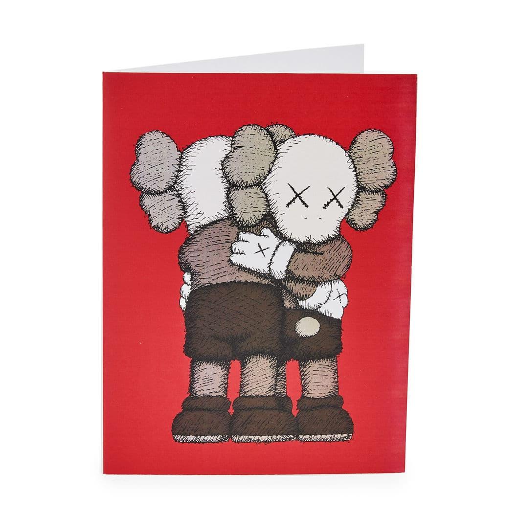 MoMA グリーティングカード KAWS (12枚セット)