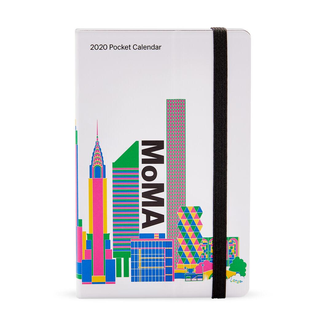 MoMA ポケット カレンダー 2020