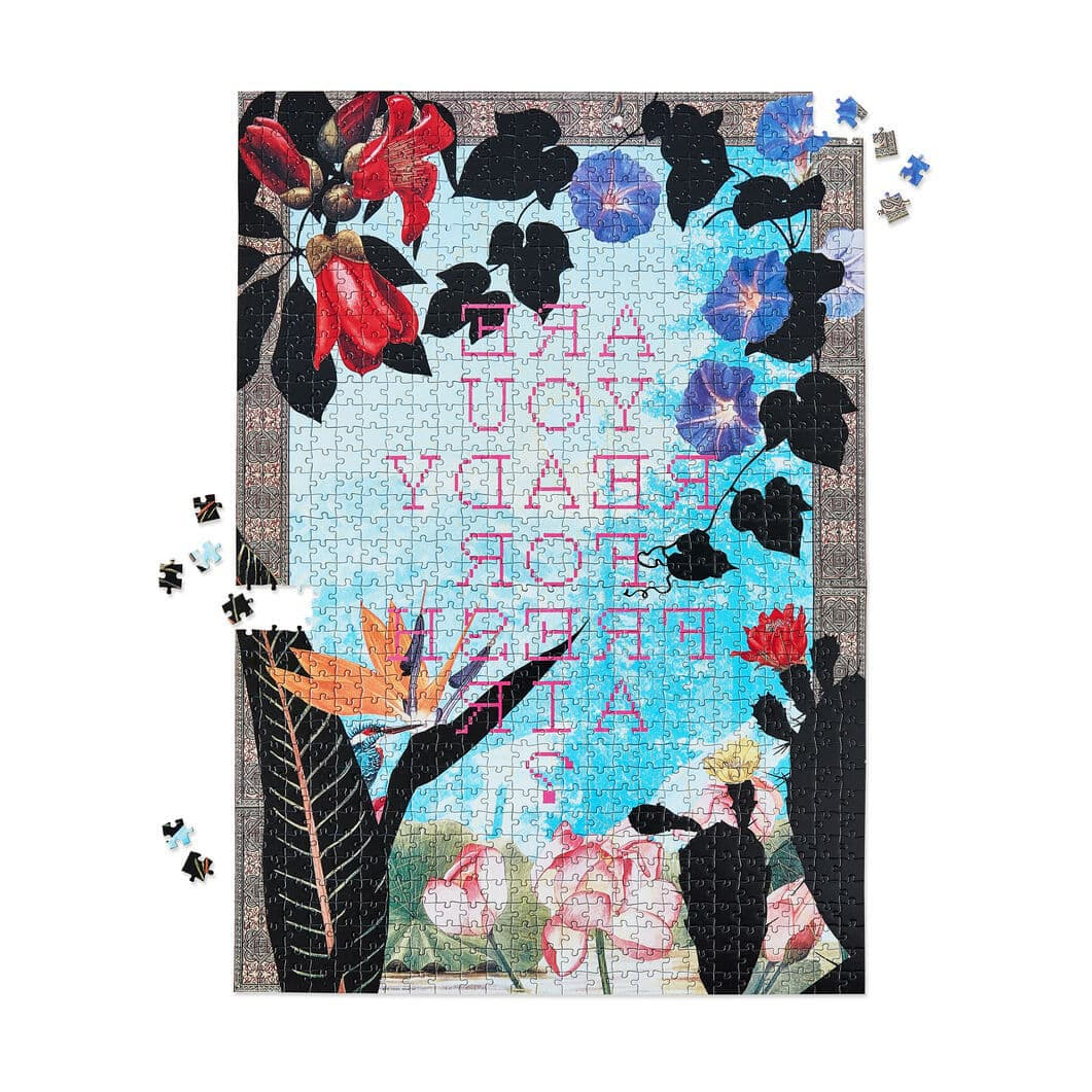 MoMA Tadanori Yokoo ジグソー パズル 1000ピース