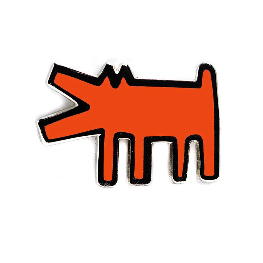 キース・ヘリング:ピン Dog
