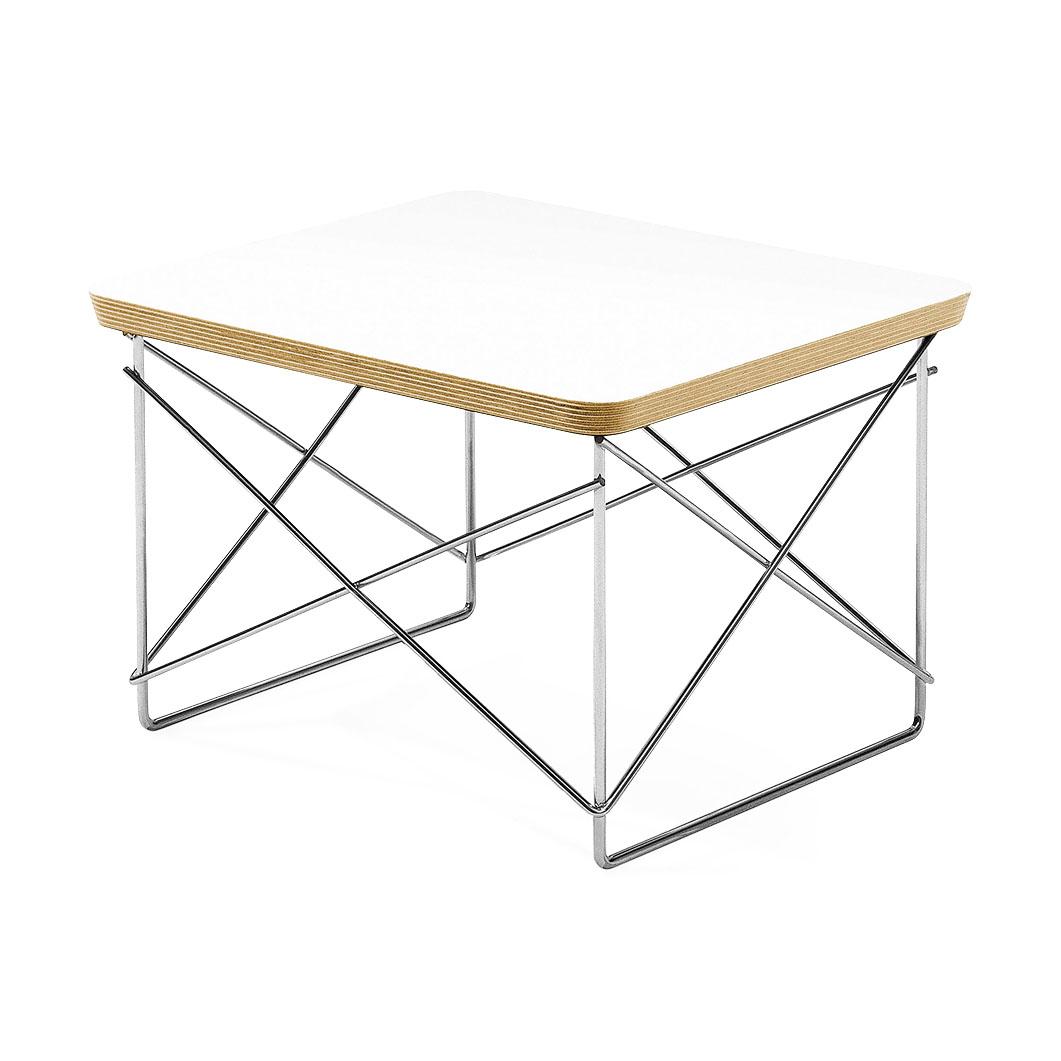 イームズ ワイヤーテーブル ホワイト