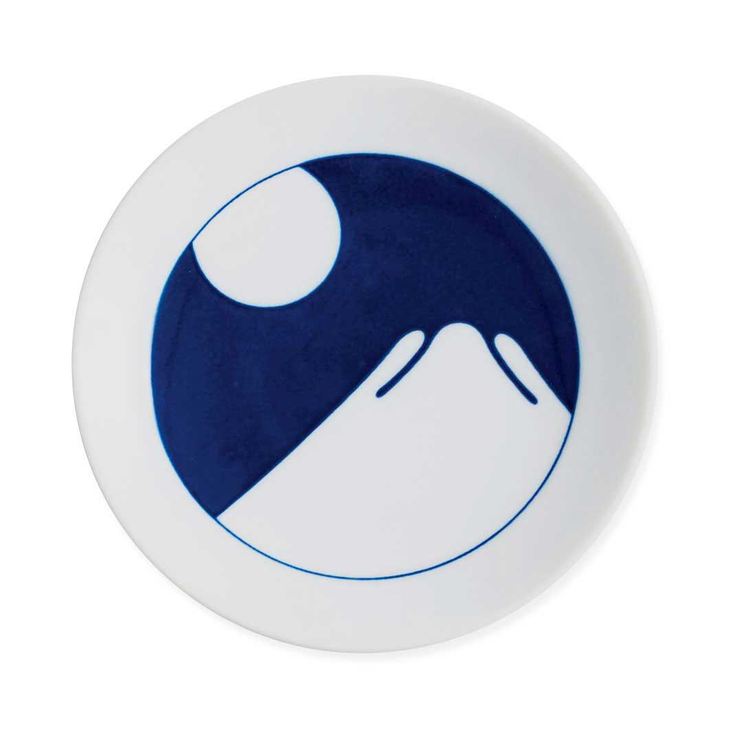 KOMON 豆皿 富士