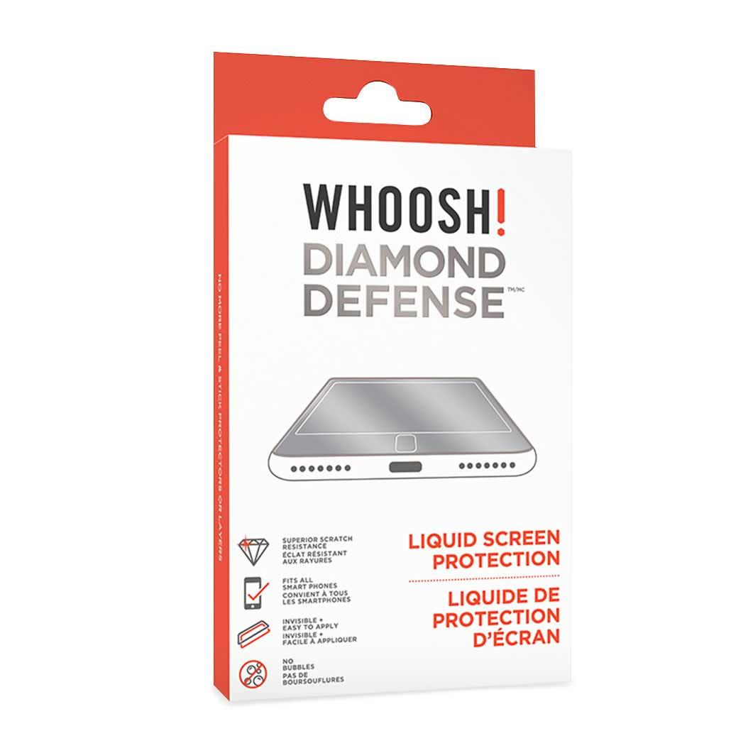 WHOOSH ダイアモンド ディフェンス