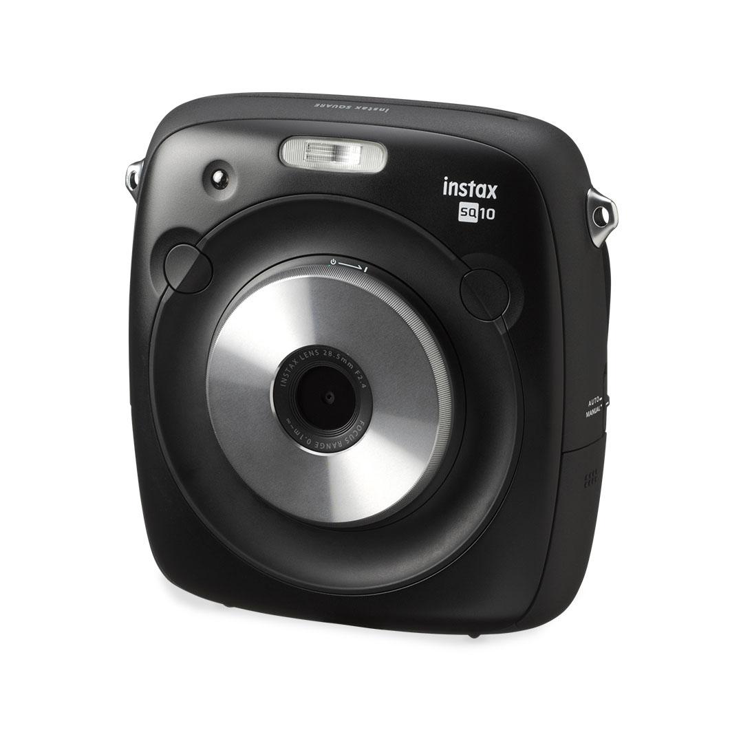 INSTAX SQUARE SQ10 ハイブリッド インスタントカメラ