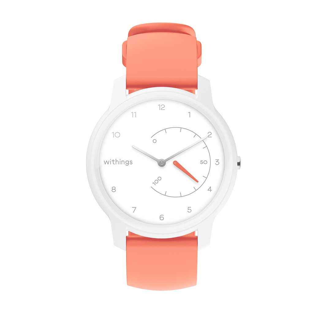Withings Move スマートウォッチ ピンク