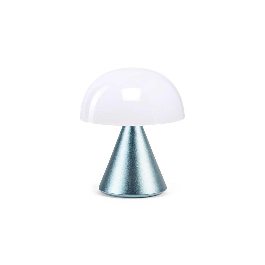 Lexon Mina LEDミニランプ ライトブルー