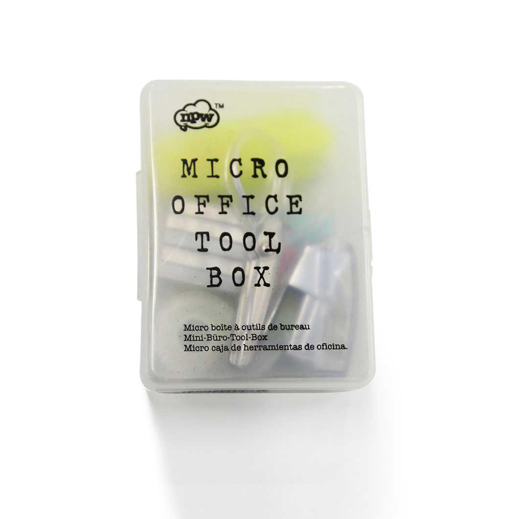 MoMA Design Storeマイクロ オフィス ツールボックス