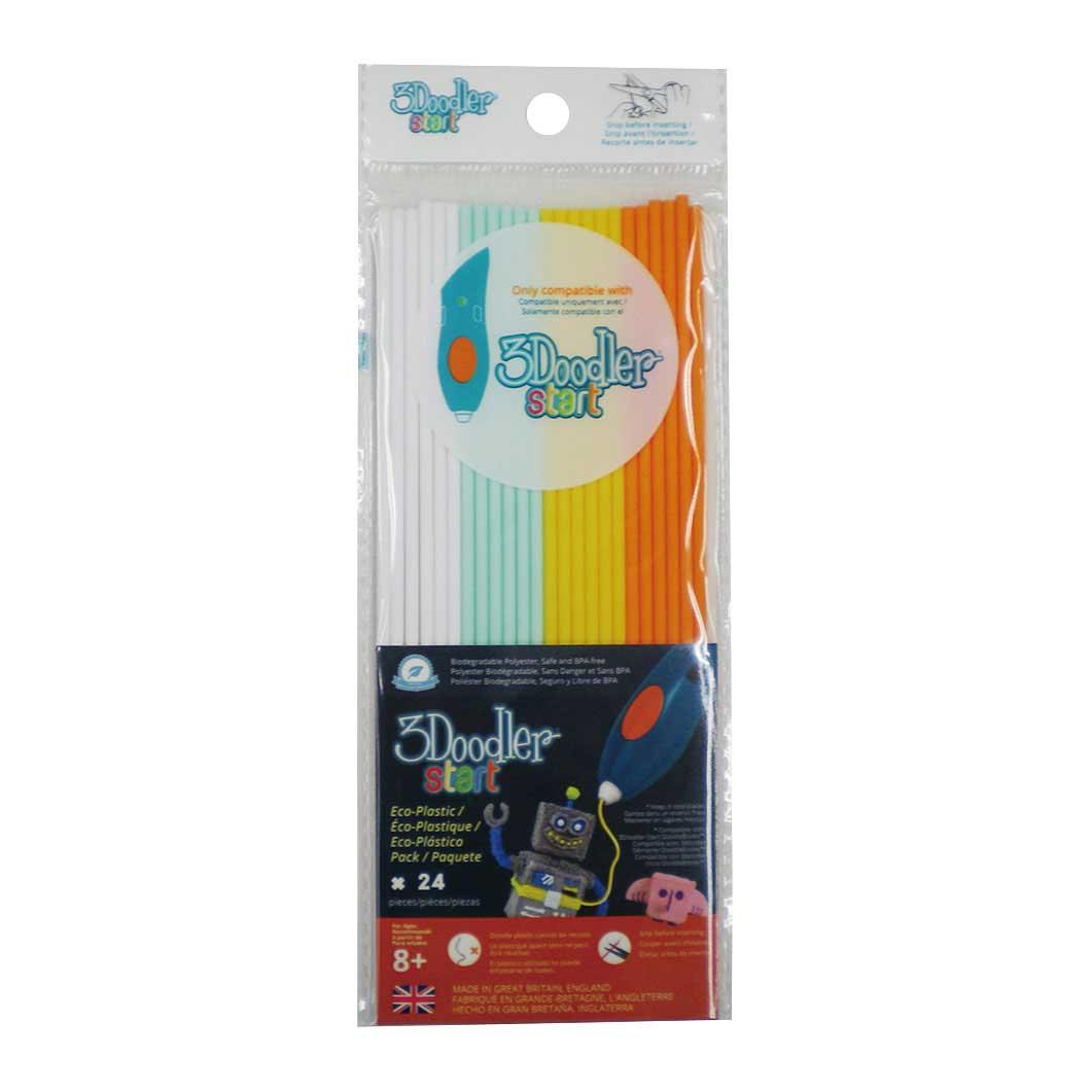 3Doodler スタート 専用プラスチックパック Mix1