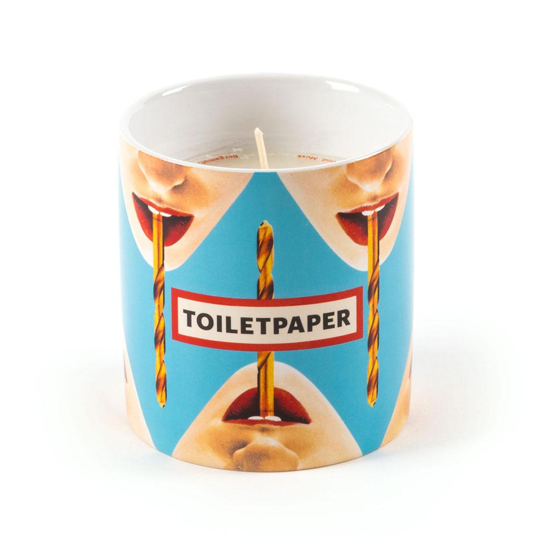 Seletti Wears Toiletpaper キャンドル Drill