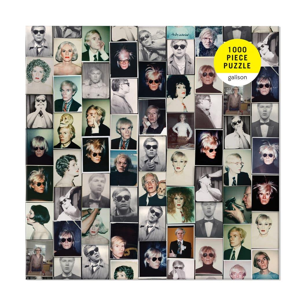 Andy Warhol Selfies パズル 1000ピース
