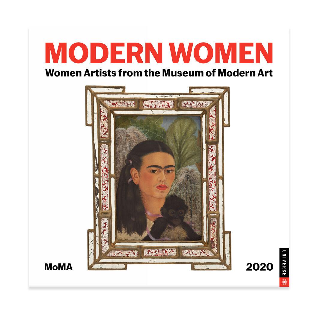 MoMA モダンウーマン カレンダー 2020