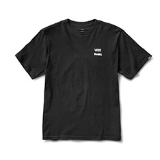 VANS and MoMA 半袖 BF Tシャツ MoMA Womens S