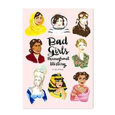 Bad Girls History ノートブック
